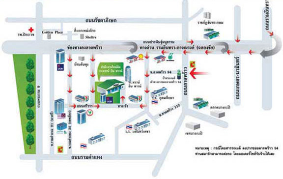 MAP PG&P THAI